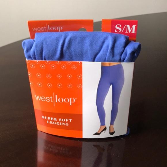 297c52aa3d53c5 west loop Pants | Sky Blue Super Soft Size Sm Leggings | Poshmark